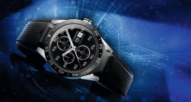 Replica Tag Heuer launches into the connected watches with Connected