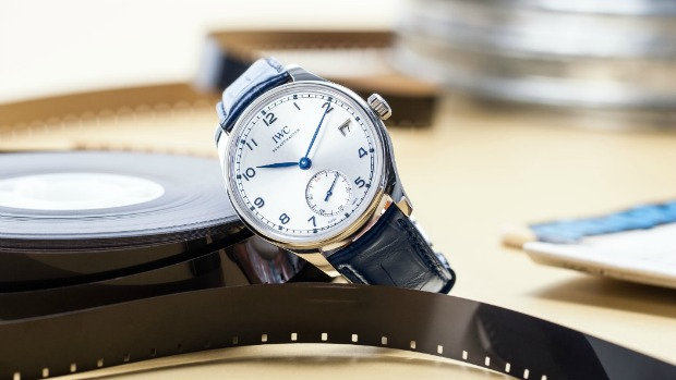 INTRODUCING THE IWC PORTUGIESER HAND-WOUND 8 DAYS Replic Watch