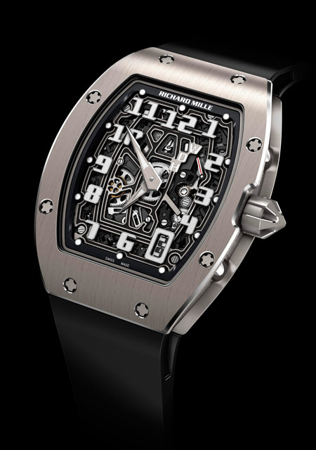 Best Richard Mille RM 67-01 Automatic Extra Flat Watch Replica