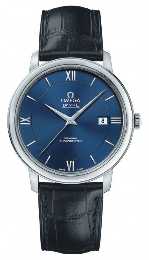 Talk About replica omega de ville prestige co-axial 39.5 mm watch