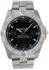 Top quality replica breitling professional aerospace evo titanium mens watch ref. E7936210-B7-130E