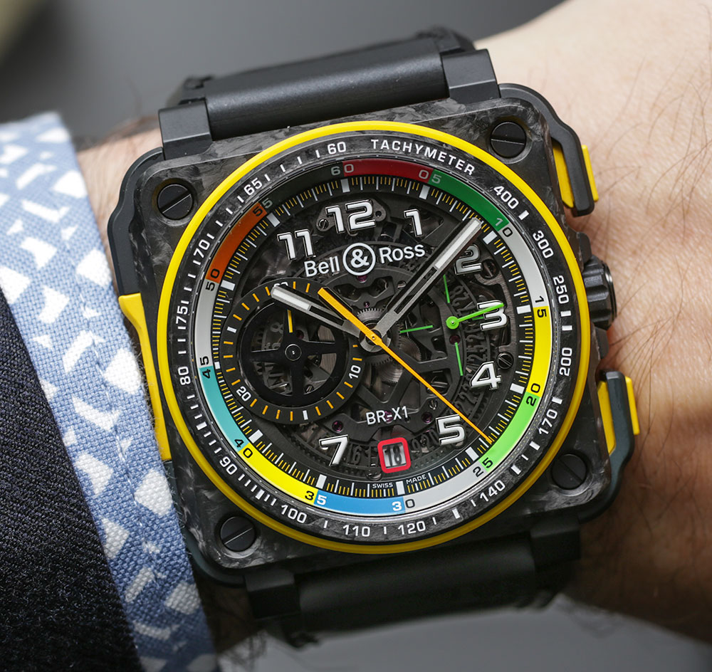 Can I Buy Bell & Ross BR RS17 Formula 1 Racing-Inspired Watches Hands-On Replica Watches Young Professional