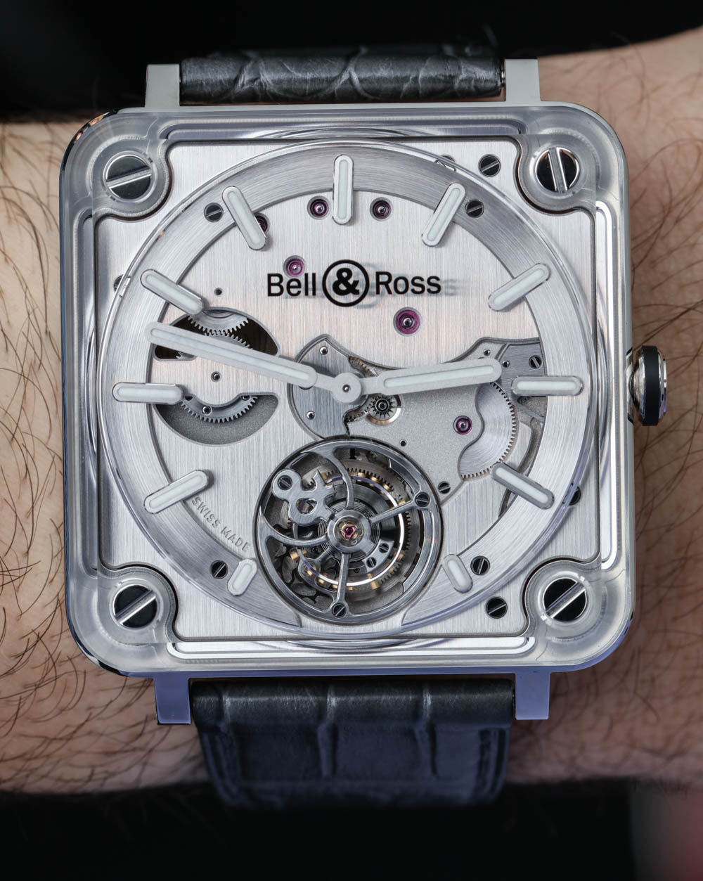 Can I Buy Bell & Ross BR X2 Tourbillon Micro-Rotor Automatic Watch Hands-On Replica Expensive