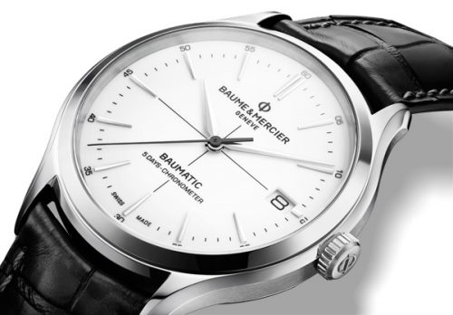 High Grade Baume & Mercier – The Baumatic: Baume & Mercier's masterstroke Replica Trusted Dealers