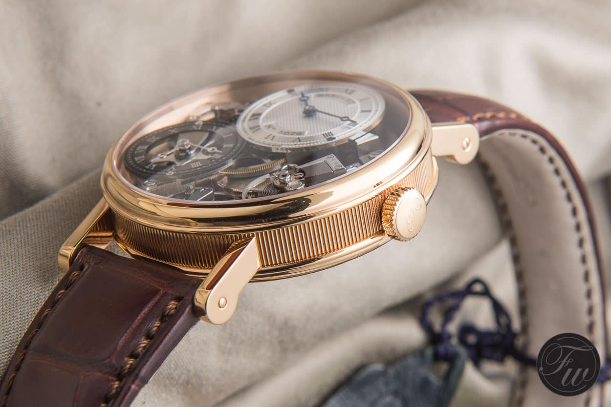 Grade 1 Replica Watches Hands-On With The Breguet Tradition GMT